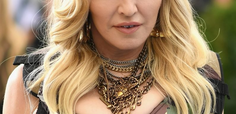 """Madonna's Response To Backlash Over Her Aretha Franklin """"Tribute"""" Sets The Record Straight"""
