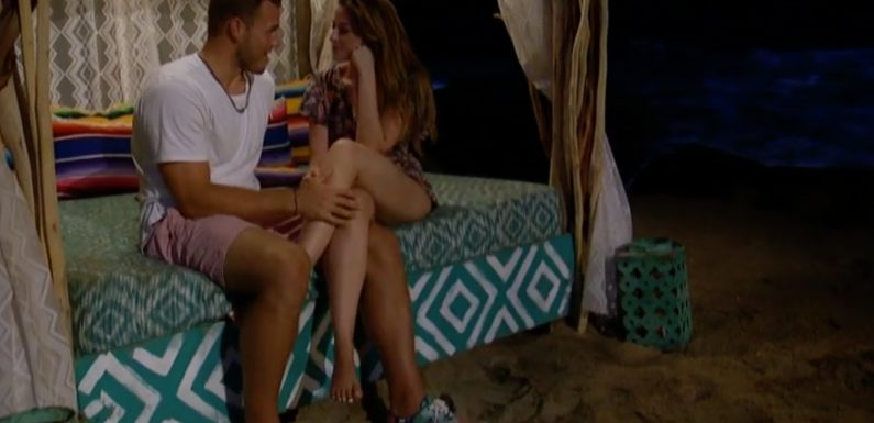 Bachelor in Paradise: Tia Booth and Colton Underwood Finally Define Their Relationship