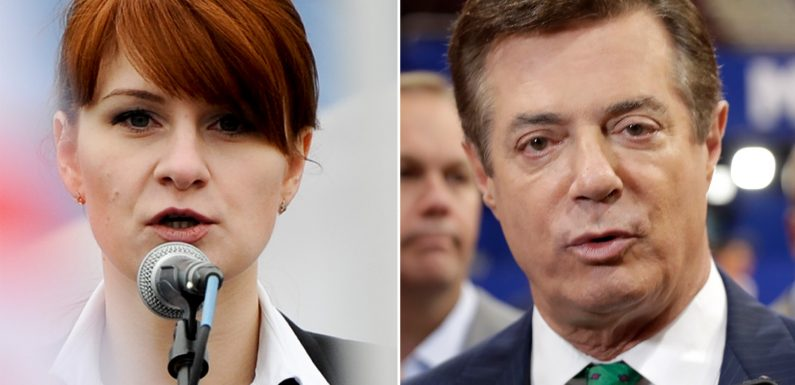 Manafort and alleged Russian spy being held in same jail