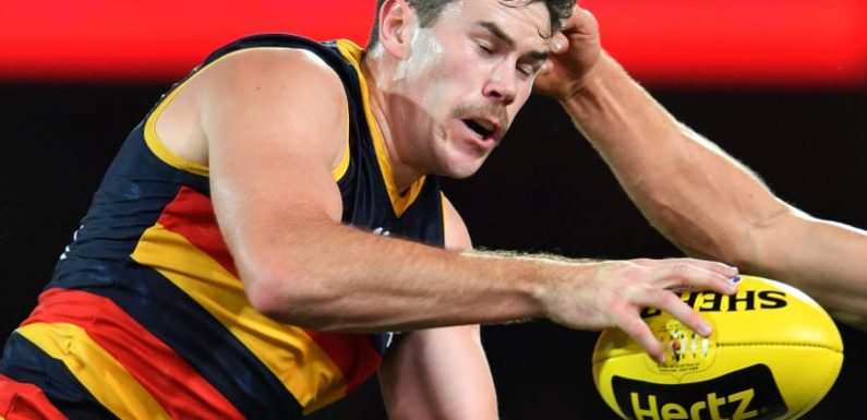 Crow walks out: Contracted McGovern demands a trade