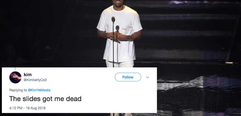 These Tweets About Kanye West Wearing Yeezy Slides To A Wedding Are Too Hilarious