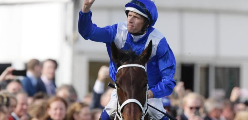 Only one chance to see Winx in Sydney this spring