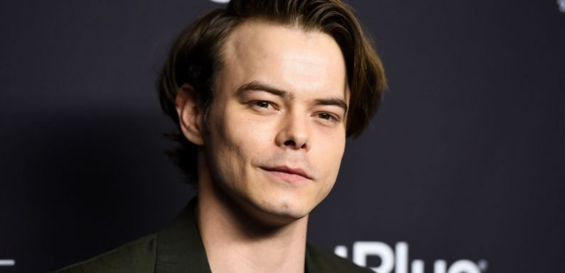 BBC faces backlash for casting Charlie Heaton in 'Elephant Man'