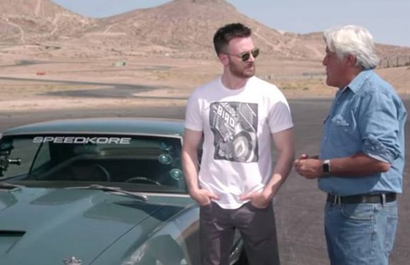 Robert Downey Jr. Designed This Special Captain America Camaro as a Gift to Chris Evans