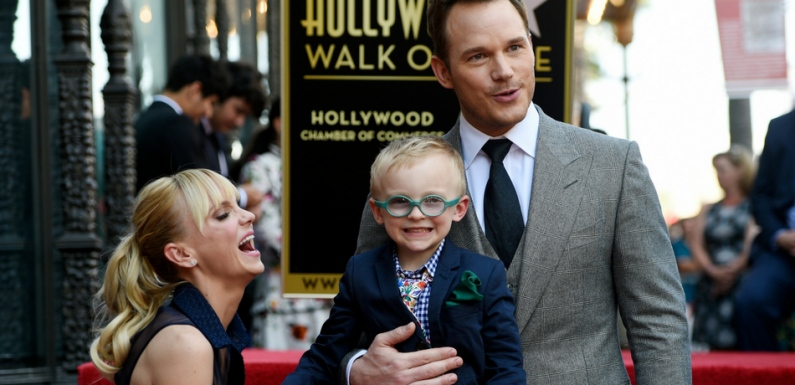 Chris Pratt And Anna Faris Are Enjoying Co-Parenting One Year After Breakup