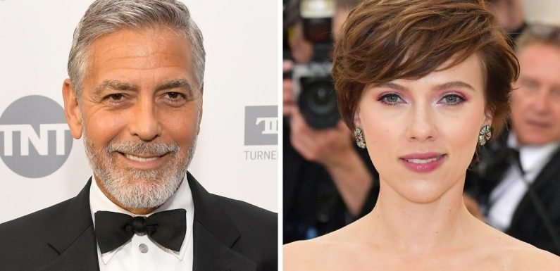 Highest Paid Actor George Clooney Makes Nearly Six Times More Than Highest Paid Actress Scarlett Johansson