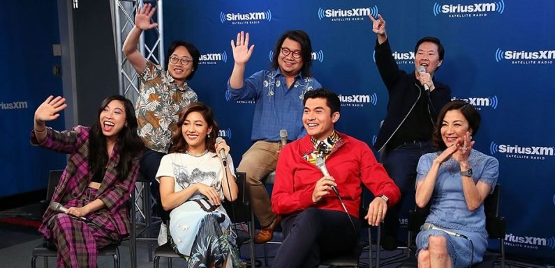 'Crazy Rich Asians' Takes No. 1 At The Box Office This Weekend