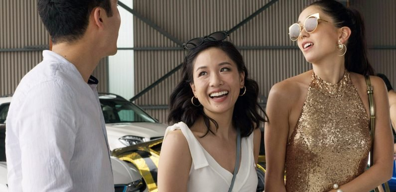 'Crazy Rich Asians' moving forward with sequel