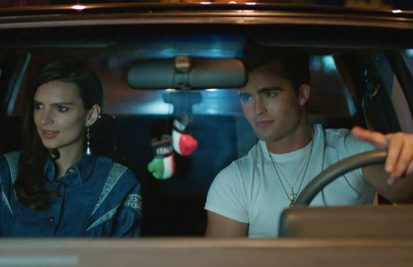 Emily Ratajkowski Romances a Bad Boy Over One Hot '80s Summer in First Trailer for Cruise