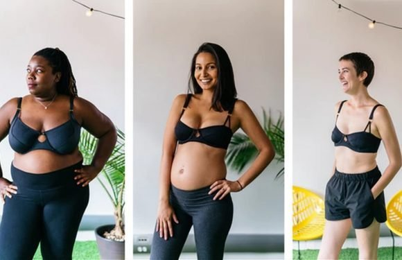 This Bra Will Grow & Shrink With Your Boobs — And It's Available In 98 Sizes