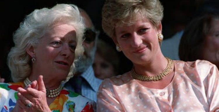 Princess Diana's feud with her mum Frances Shand Kydd – who called her a 'whore' in explosive final phone call