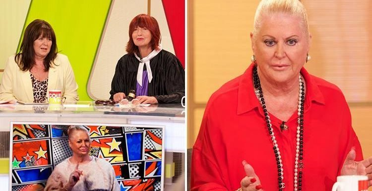 Kim Woodburn's Loose Women bust-up gets more than 3,000 Ofcom complaints from furious fans