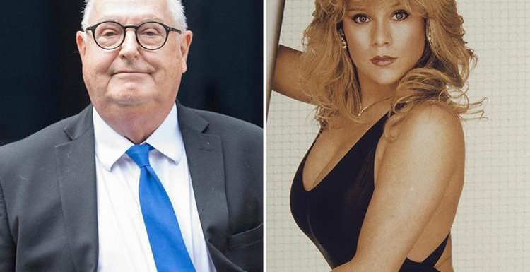 Sam Fox trolled online after she was linked to grooming case against DJ Jonathan King