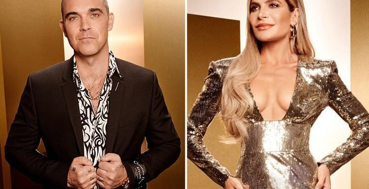 Robbie Williams and Ayda Field 'to become the new Osbournes' as they take The X Factor by storm