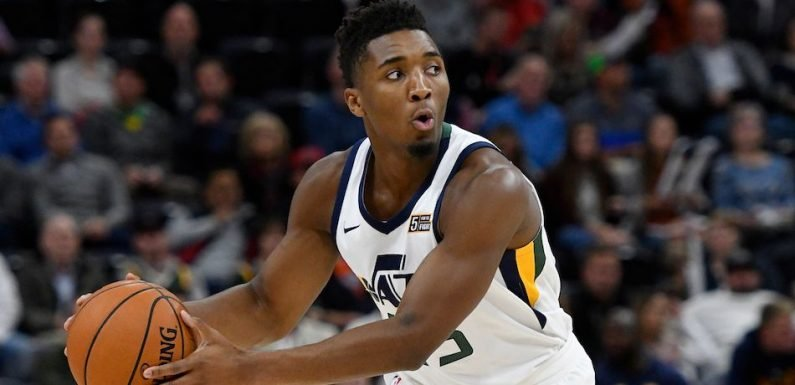 Good Guy Donovan Mitchell Went The Extra Mile For Young Fan Fighting Cancer After Chance Meeting At Restaurant