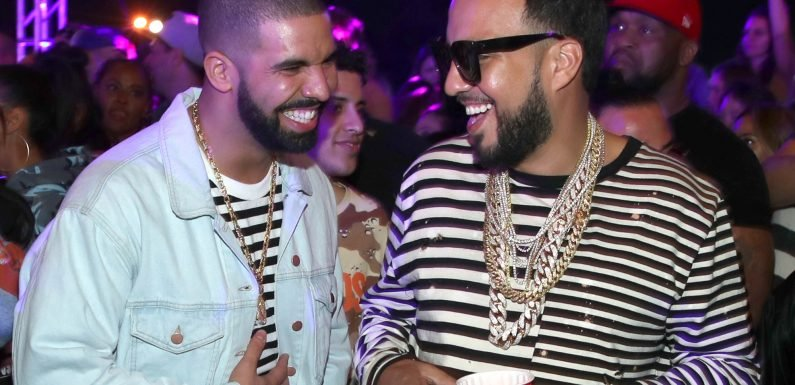 French Montana gives preview of new Drake collab song
