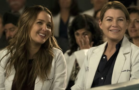 Two Hours Of 'Grey's Anatomy' Is Coming Your Way