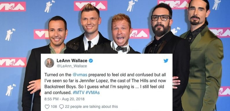 15 People Who Felt Old, Nostalgic, and Just Very Confused While Watching the MTV VMAs