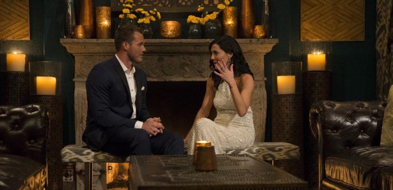 Becca & Colton's Conversation On 'Bachelor In Paradise' Was So Deeply Honest