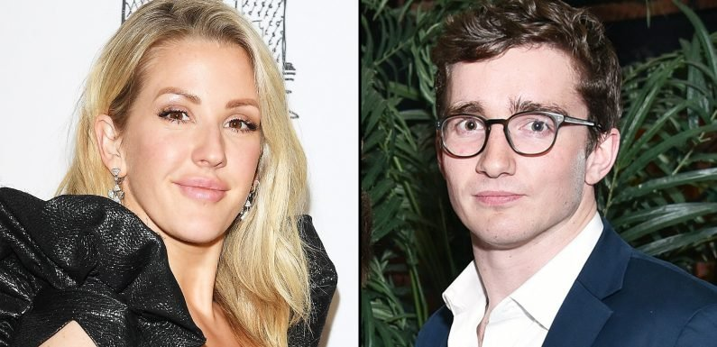 Ellie Goulding Shows Off Engagement Ring in Sweet Pic with Fiance