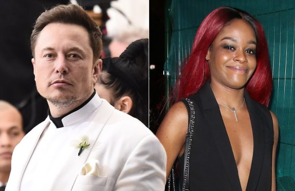 Elon Musk denies ever having met Azealia Banks