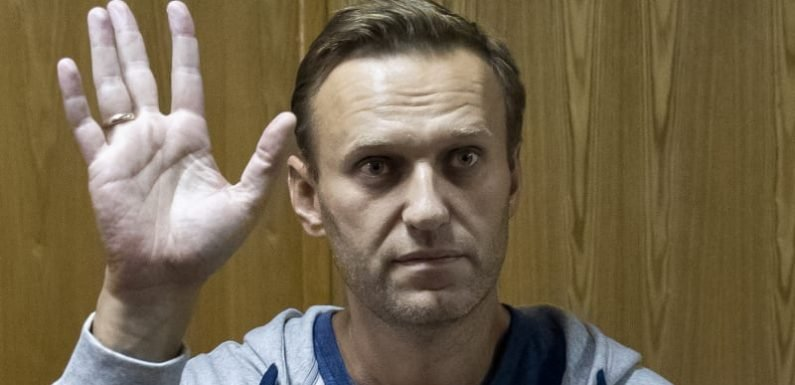 'They're worried in the Kremlin': activist Navalny jailed for a month