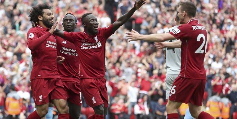 Mo Salah picks up where he left off as Liverpool sink West Ham
