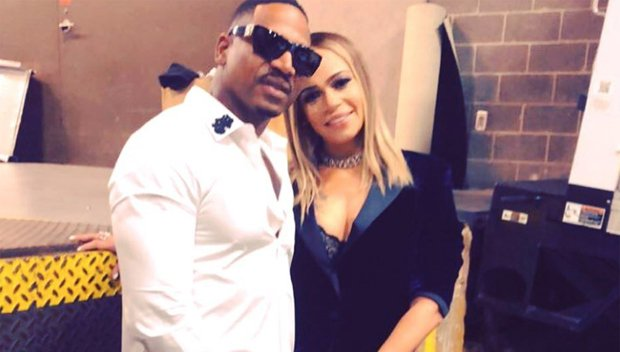 Faith Evans & Stevie J Pack On The PDA As They Make Red Carpet Debut After Secret Wedding — Pics
