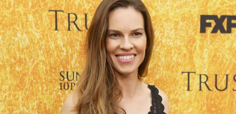 Yep, Hilary Swank Is Married