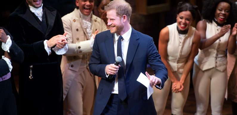 PEOPLE Now: Prince Harry Breaks into Song During 'Hamilton' Date Night with Meghan Markle — Watch the Full Episode