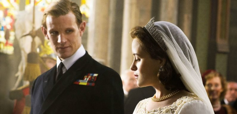 """Matt Smith says The Crown pay gap """"was a grave mistake"""" that """"won't be repeated"""""""