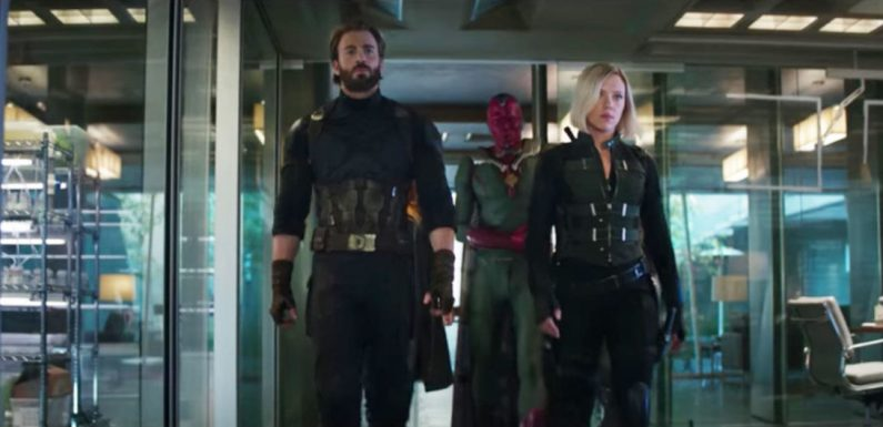 """Avengers 4 will give Captain America and Black Widow a """"much harder edge"""""""