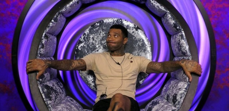 Celebrity Big Brother viewers rage at Jermaine Pennant and Dan Osborne for mugging off Chloe Ayling