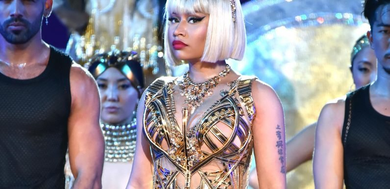 Nicki Minaj Makes Debut Performance After Releasing Queen with Medley of New Songs During VMAs