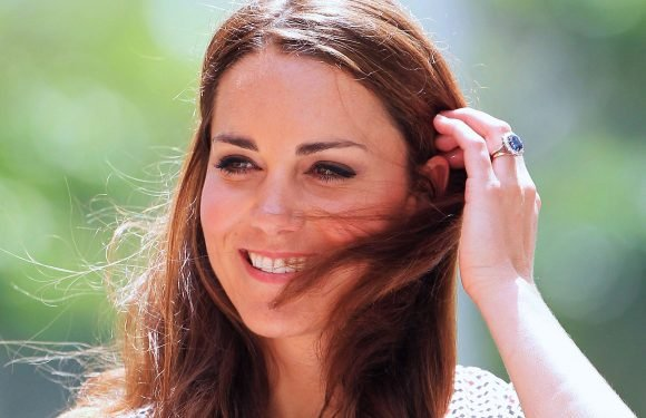 You Probably Never Noticed Kate Middleton's Long Facial Scar Before