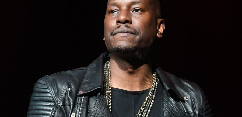 Tyrese says ex-wife's 'false' domestic abuse claims ruined his career