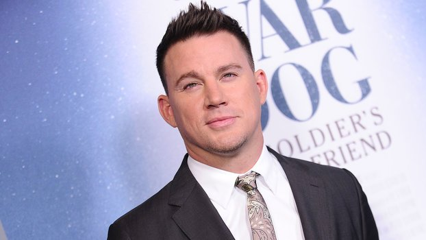 Channing Tatum's Guitarist Sculpture Is Actually Kind of … Good?