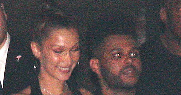 Bella Hadid and The Weeknd Are 'So Great With Each Other'