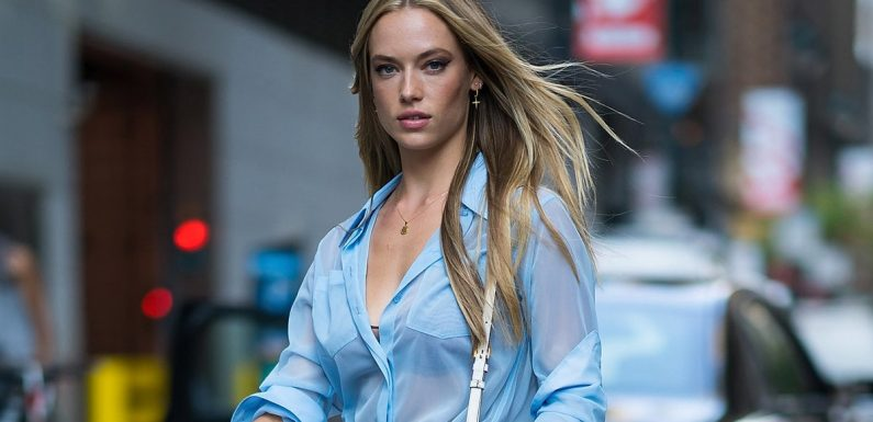 How 'Model Squad' Star Hannah Ferguson Stood Strong In 'Unpleasant' Shoot with Pushy Photographer