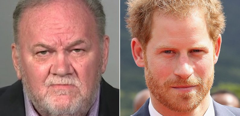 Thomas Markle Admits He Lied to Prince Harry About Staged Paparazzi Photos