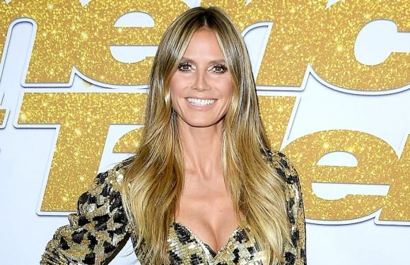 You Have to See This Heidi Klum Glam Time-Lapse Video