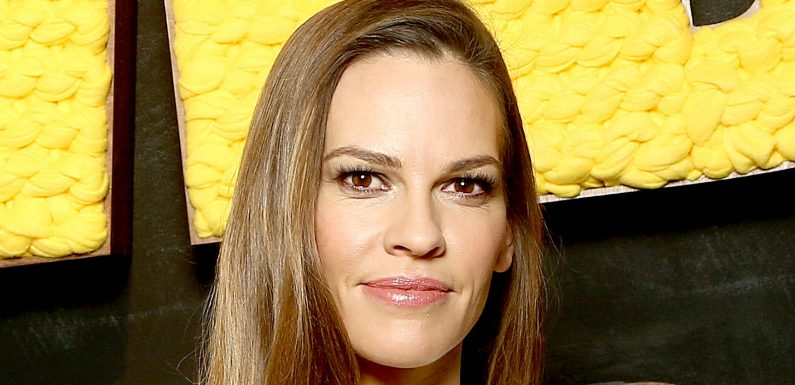 Get Ready to ShopHilary Swank's Mission Statement at Nordstrom