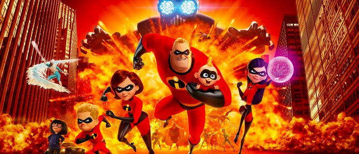 'Incredibles 2' Blu-ray and Digital Release Dates Revealed For Fall