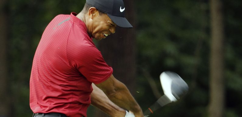 Tiger Woods just showed us his exhilarating future