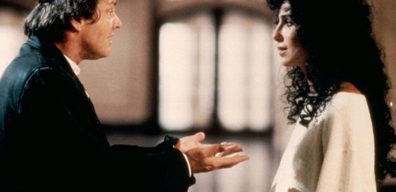 Cher: Jack Nicholson thought I wasn't sexy enough for 'Witches of Eastwick'