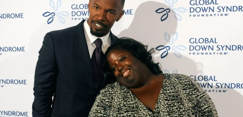 What Jamie Foxx has learned from his sister with Down syndrome
