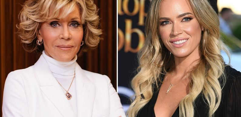 Teddi Mellencamp could be the next Jane Fonda