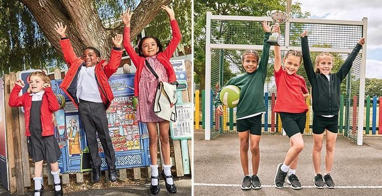 School uniform is child's play with our top-of-the class picks from George at Asda