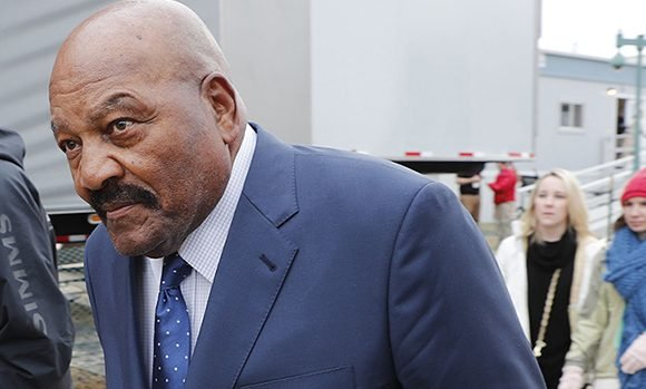 Jim Brown: 5 Things About The NFL Legend Who Said He Was 'Pulling' For Donald Trump