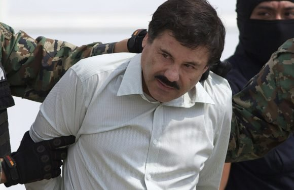 El Chapo won't be tunneling to court during trial